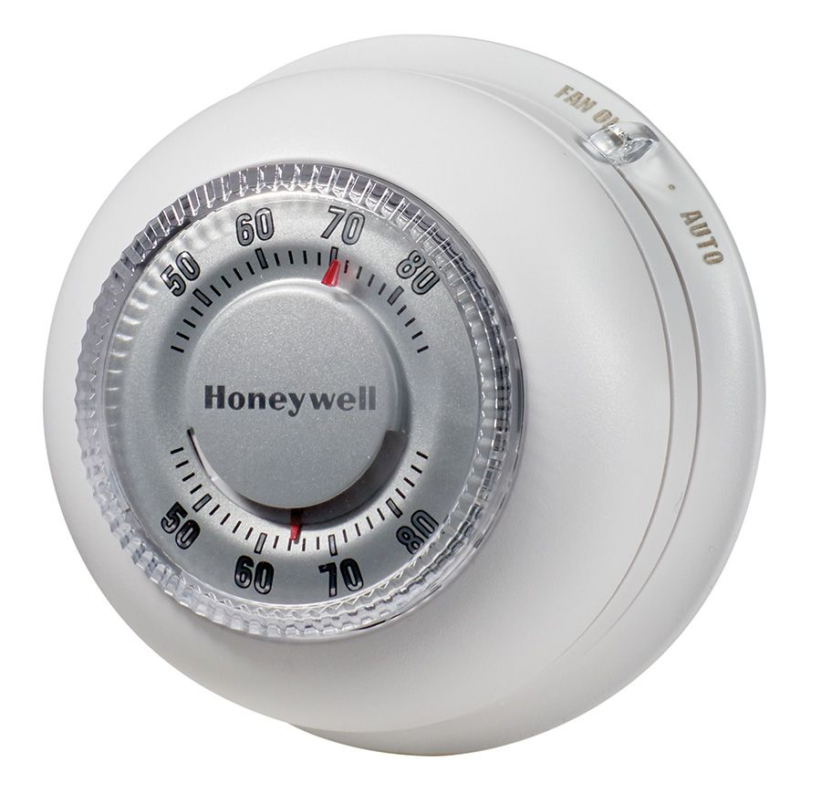 honeywell non programmable thermostat manual pdf