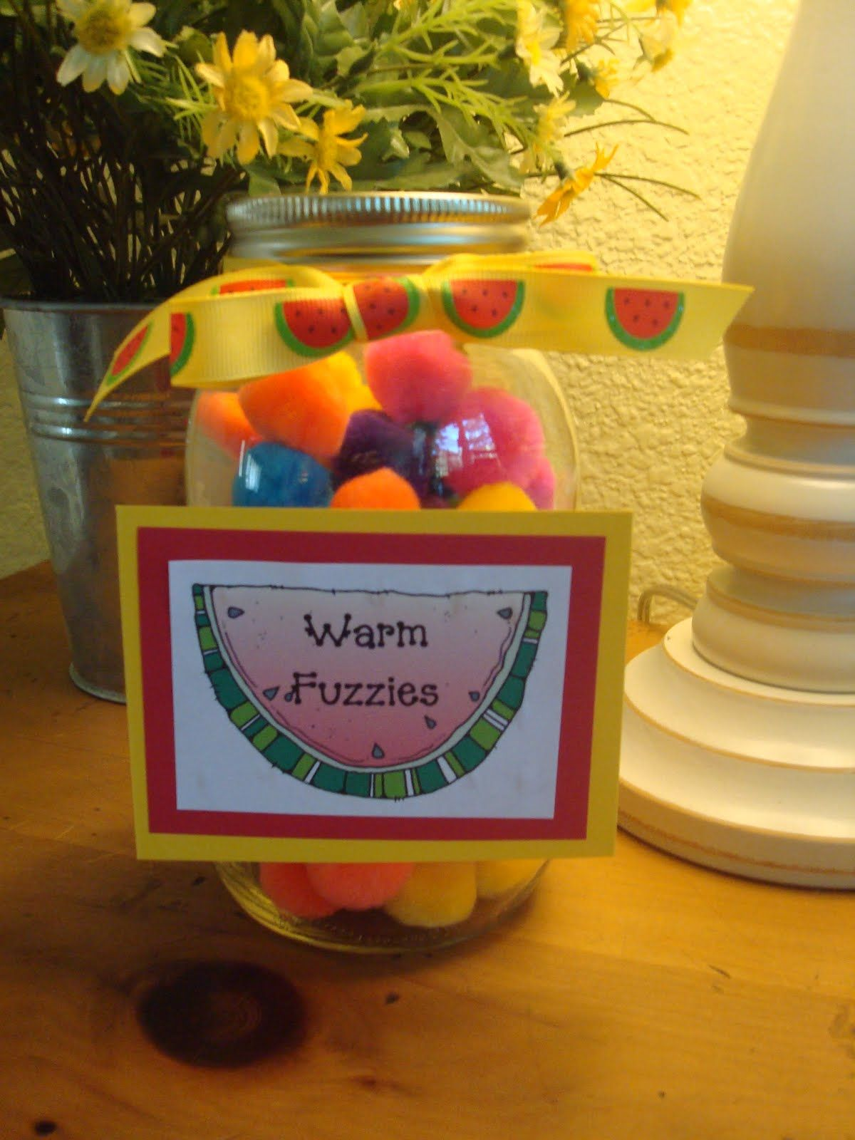 Warm Fuzzies Ideas