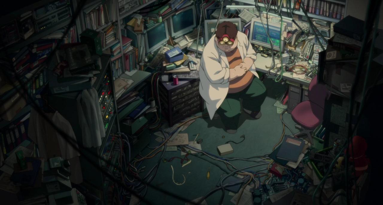 Animebackgrounds Satoshi Kon Anime Background Art