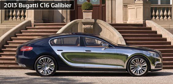 2013 Bugatti C16 Galibier