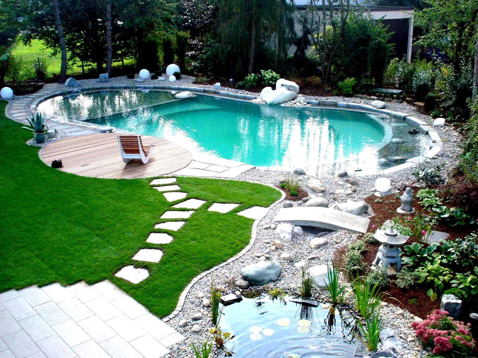 Kleiner Garten Mit Pool Gestalten Einzigartig Gartengestaltung Mit Pool Schn Garten Und Pool Gestaltung 42 Backyard Pool Designs Luxury Garden Pool Designs