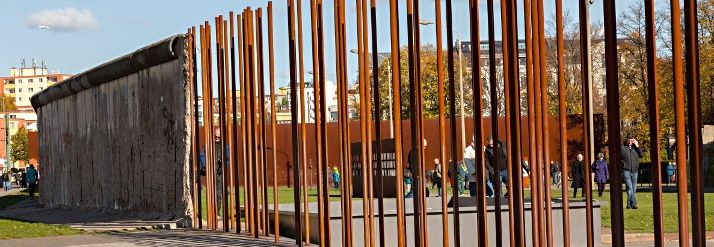 Berlin Wall Memorial Berlin Germany Open Daily Open Air Exhibition And Memorial Grounds 8am 10pm Visitor Center Docu Berlin Wall Bike Tour World Cities