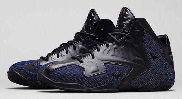 Nike LeBron XI EXT 'Denim'