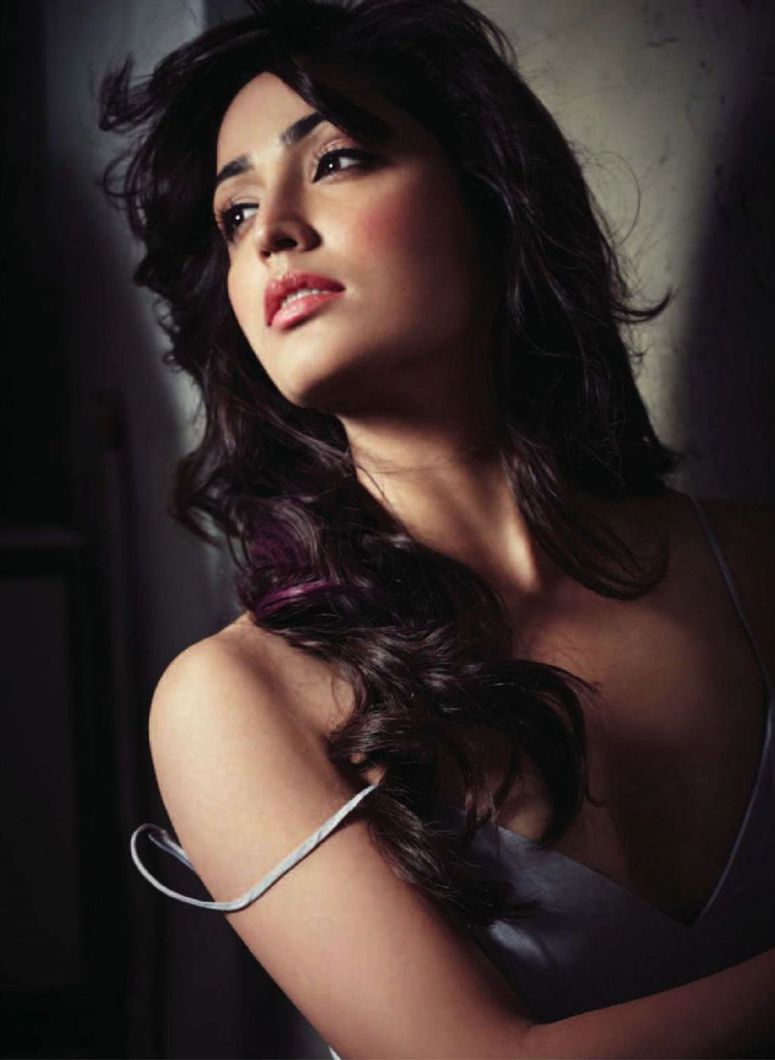 sultry seductress: yami gautam turns up the heat for photoshoot