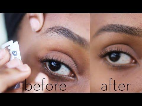 Easy Natural Eyebrow Tutorial Updated For Very Thin Amp Light Eyebrows Christiana 39 S Closet Youtub Tweezing Eyebrows Eyebrow Gel Brush Eyebrow Shape