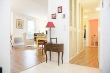 Spacious flat 70sqm with terrace!