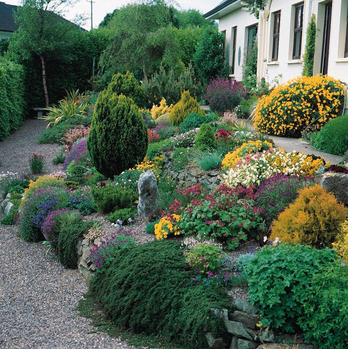 landscaping banks | Hard Landscape : Banks and Terraces ...