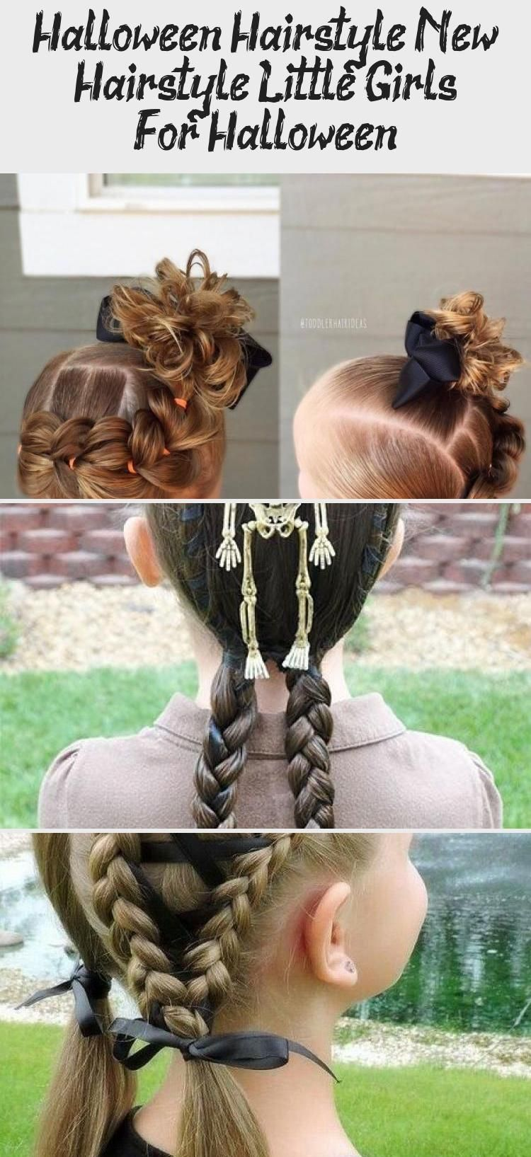 Halloween Hairstyle New: Hairstyle Little Girls For Halloween in