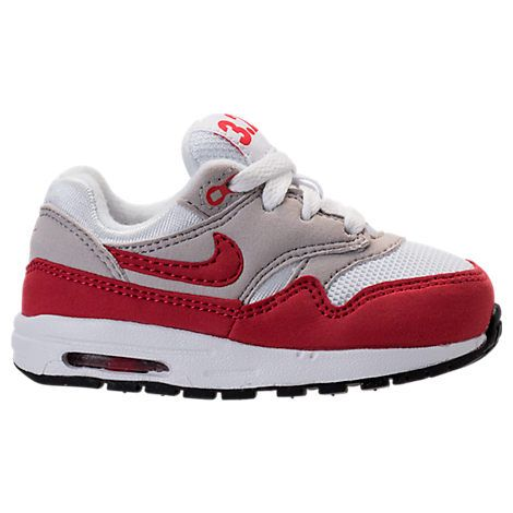 Boys' Toddler Nike Air Max 1 Casual Running Shoes| Finish Line