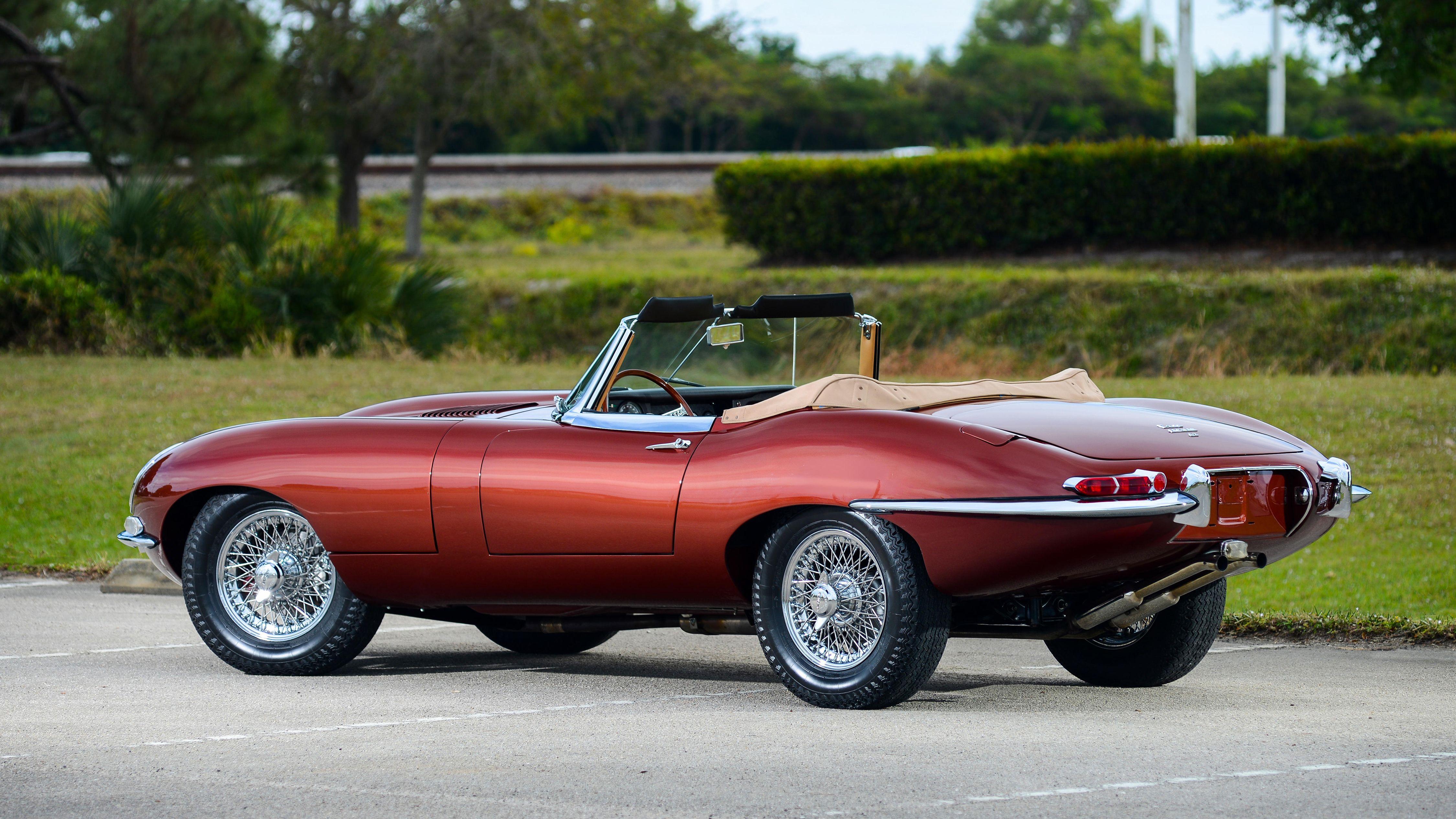 Jaguar E-Type Series I 4.2L Roadster 1966 | Jaguar e type ...