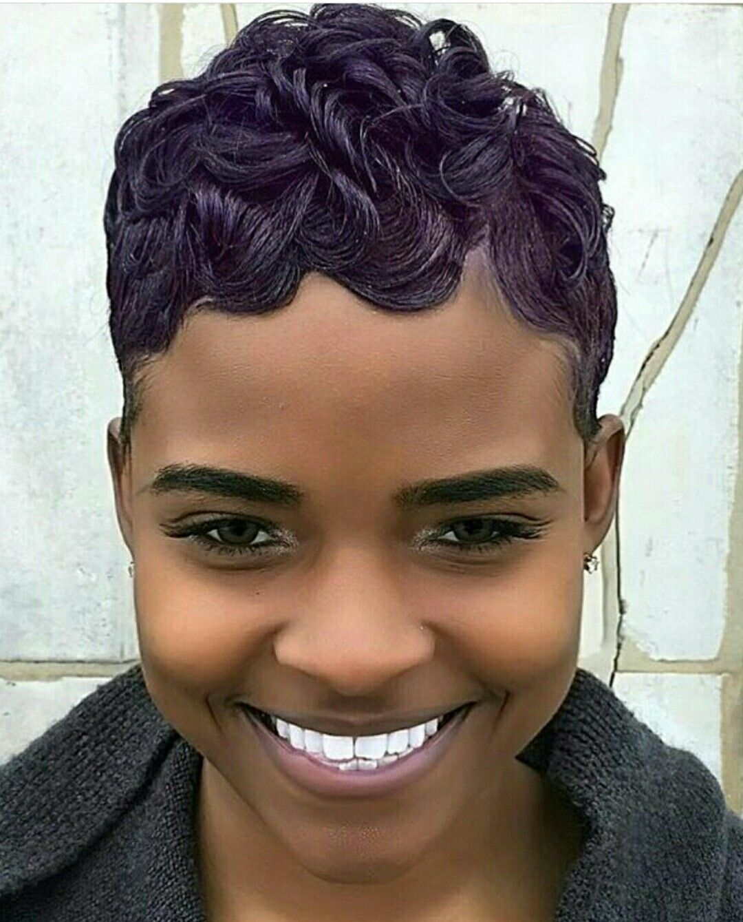 Finger Waves Without Gel Finger Waves Short Hair Short Hair Styles Short Hair Styles Pixie
