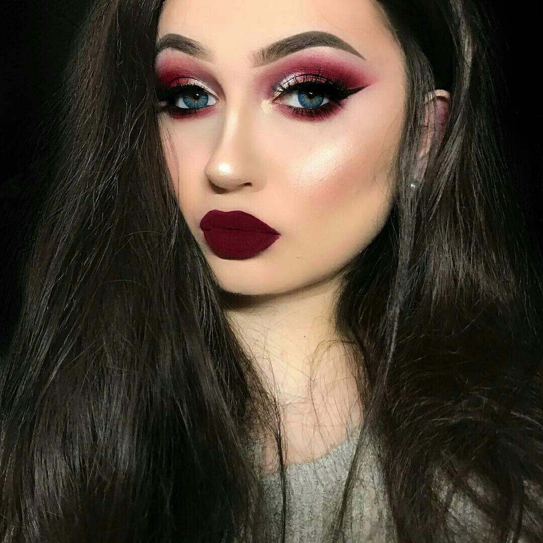 Pinterest IIIannaIII 🌹💦 Makeup, Halloween face makeup