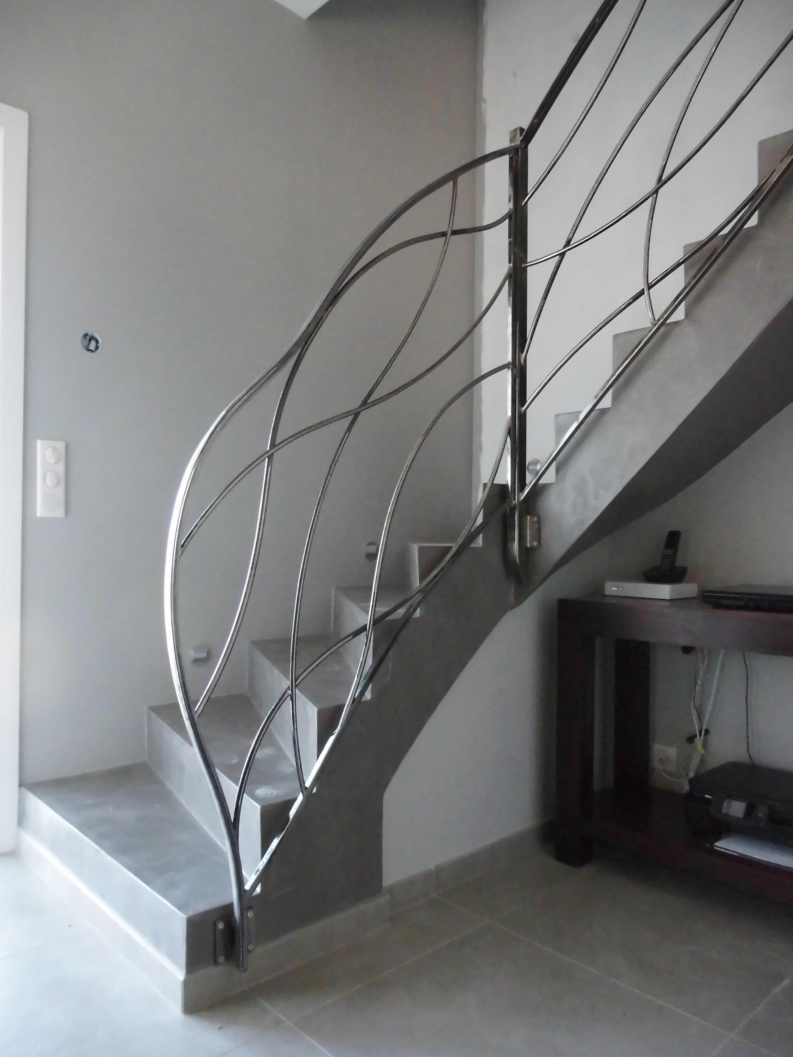 Fabrication D Escalier En Tunisie interieur moderne tunisie   rampe escalier intérieur