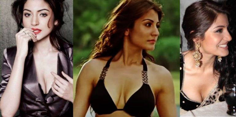 Anushka sharma hot boobs photos