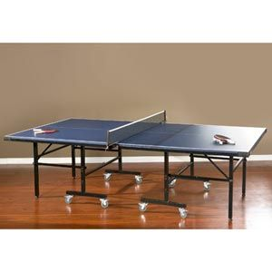 Costco Striker 500 Table Tennis Table Ping Pong Table Game Table And Chairs Game Room Furniture