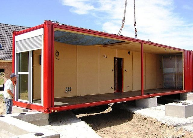 container homes designer domain Designers