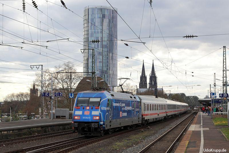 101 042, Bild vom 06.04.2016 in Köln-Deutz