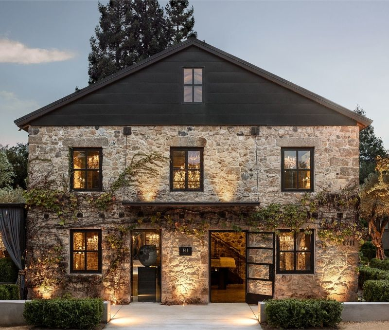 Restoration Hardware's Napa Valley Compound Is Its Most Luxe Design Yet