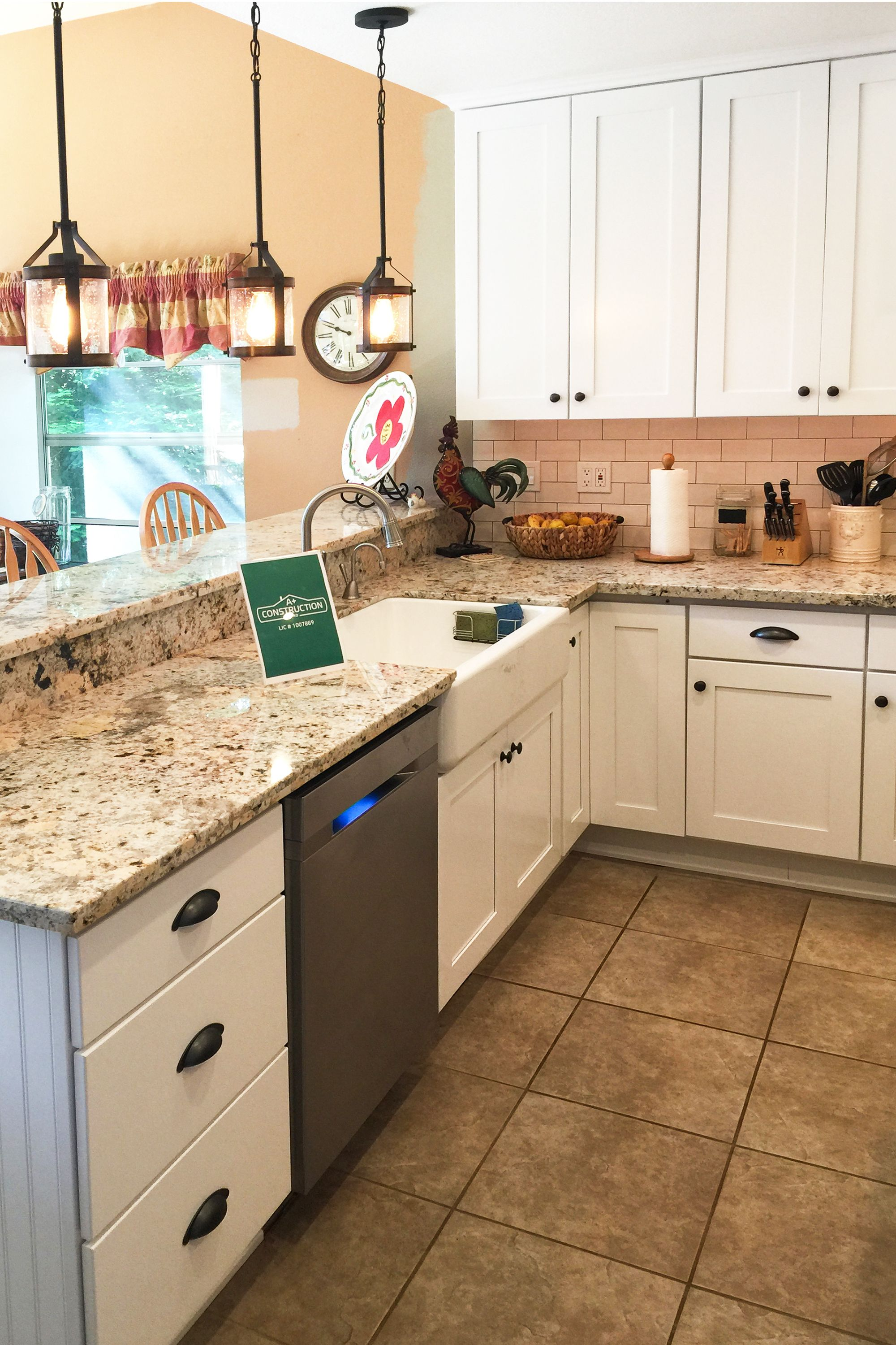 quick and easy way to refresh your kitchen while working on fast and easy ways to refresh your home on a budget id=80662