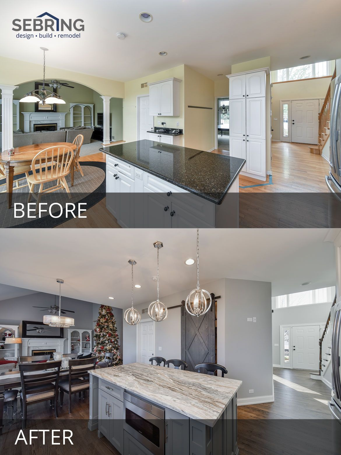 Kai S Kitchen Before After Pictures Kitchen Remodel Countertops Kitchen Remodel Small Luxury Kitchens