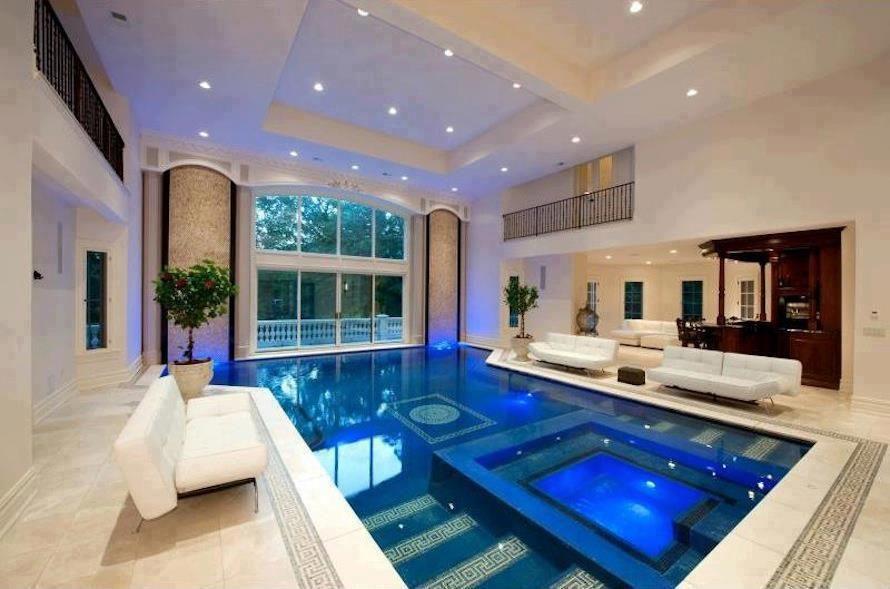 My Dream Pool Indoor Pool Pool Home