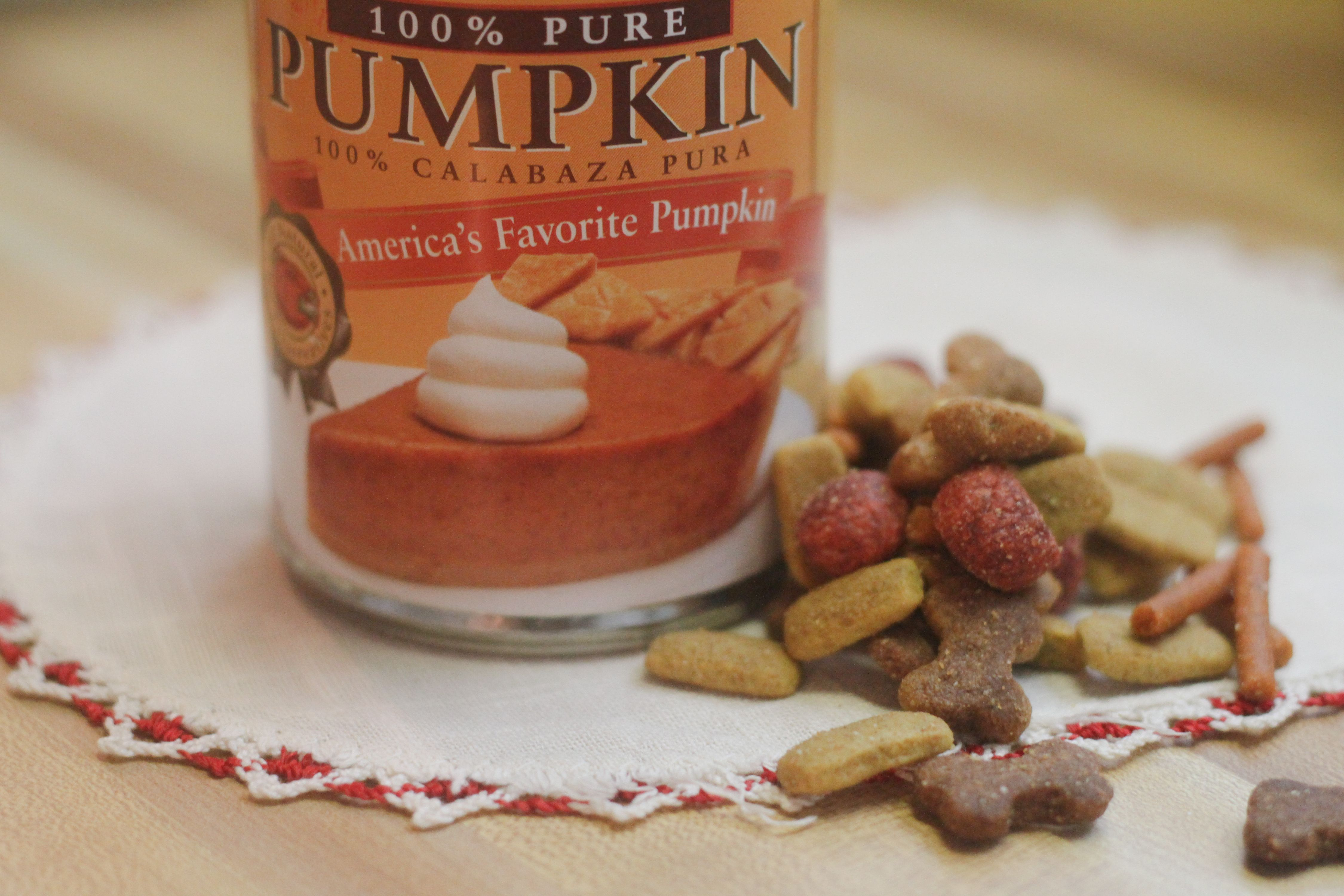 How to Treat Dog Diarrhea With Pumpkin Fur and Feathers