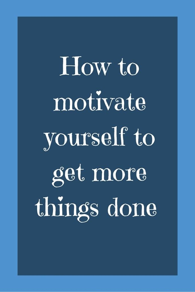 how to motivate yourself to go to work