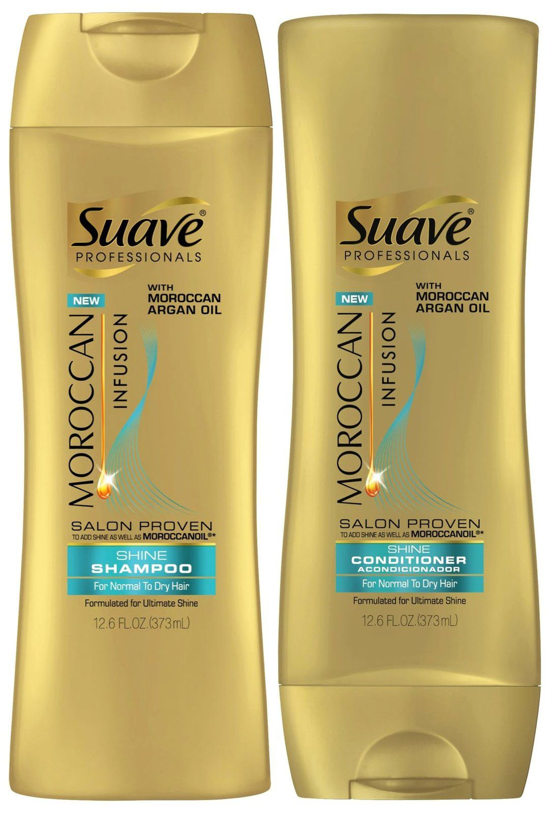 Suave Moroccan Infusion Shampoo And Conditioner Makes Your Hair Smell Amazing Shampoo Good Shampoo And Conditioner Suave