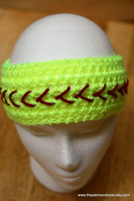 Softball+Headband+Ear+Warmer+Women+Adult+Teen+Youth+Girl+Soft+ ...