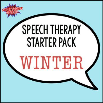 Everything that you need to get your speech therapy rolling this winter! This bundle includes winter speech therapy activities for language, articulation, and mixed groups!5 of my best selling winter products are included in this time and money saving bundle! 20% off of full price!Mini Speech Club Winter (59 pages, $8)Snow Much Fun With Language Bundle (160 pages, $20)Winter Speech Club (310 pages, $30)The Snowy Day? (42 pages, $6)The Three Snow Bears (69 pages, $8)