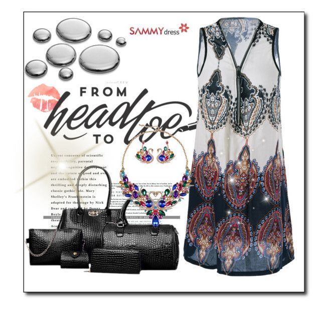 """""""From head to toe"""" by azra-90 ❤ liked on Polyvore"""