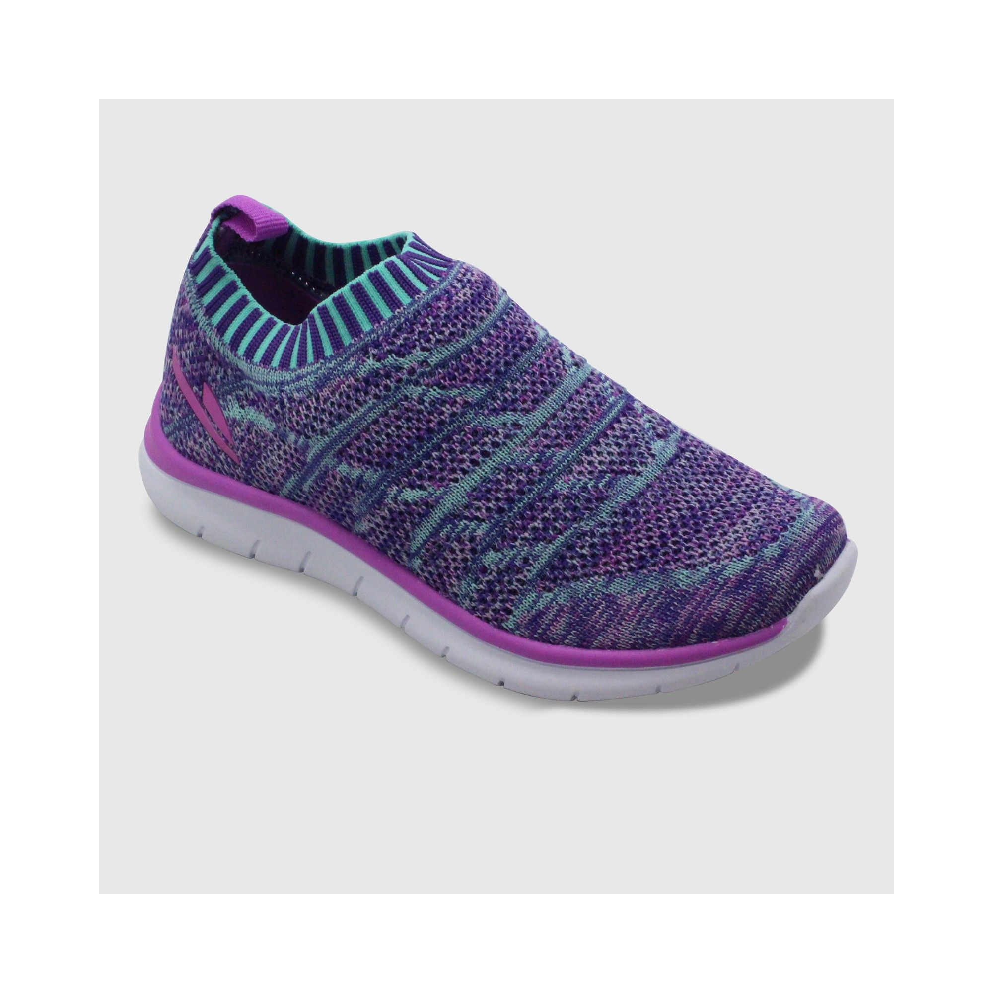 d37d9b9eed1 Girls  Release Sock Top Athletic shoes - C9 Champion Purple 13 ...