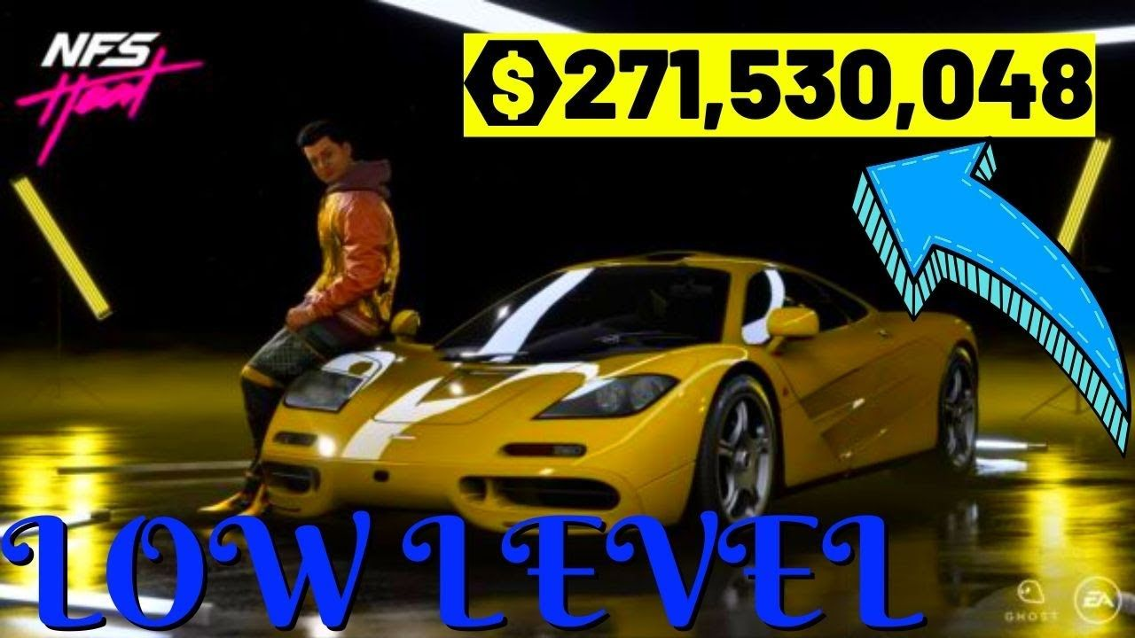Nfs heat super easy unlimited money rep anyone can