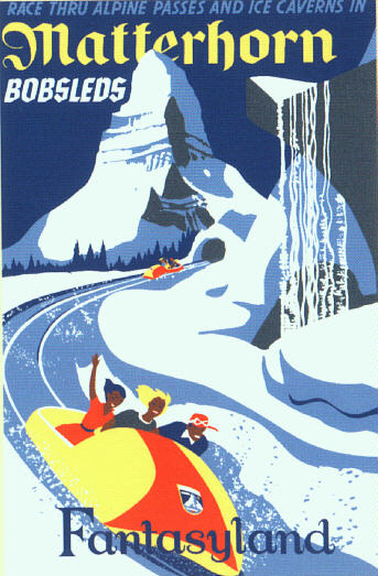 Retro Disneyland Attraction Posters As Iphone Wallpaper Vintage Disney Posters Disney Posters Vintage Disneyland