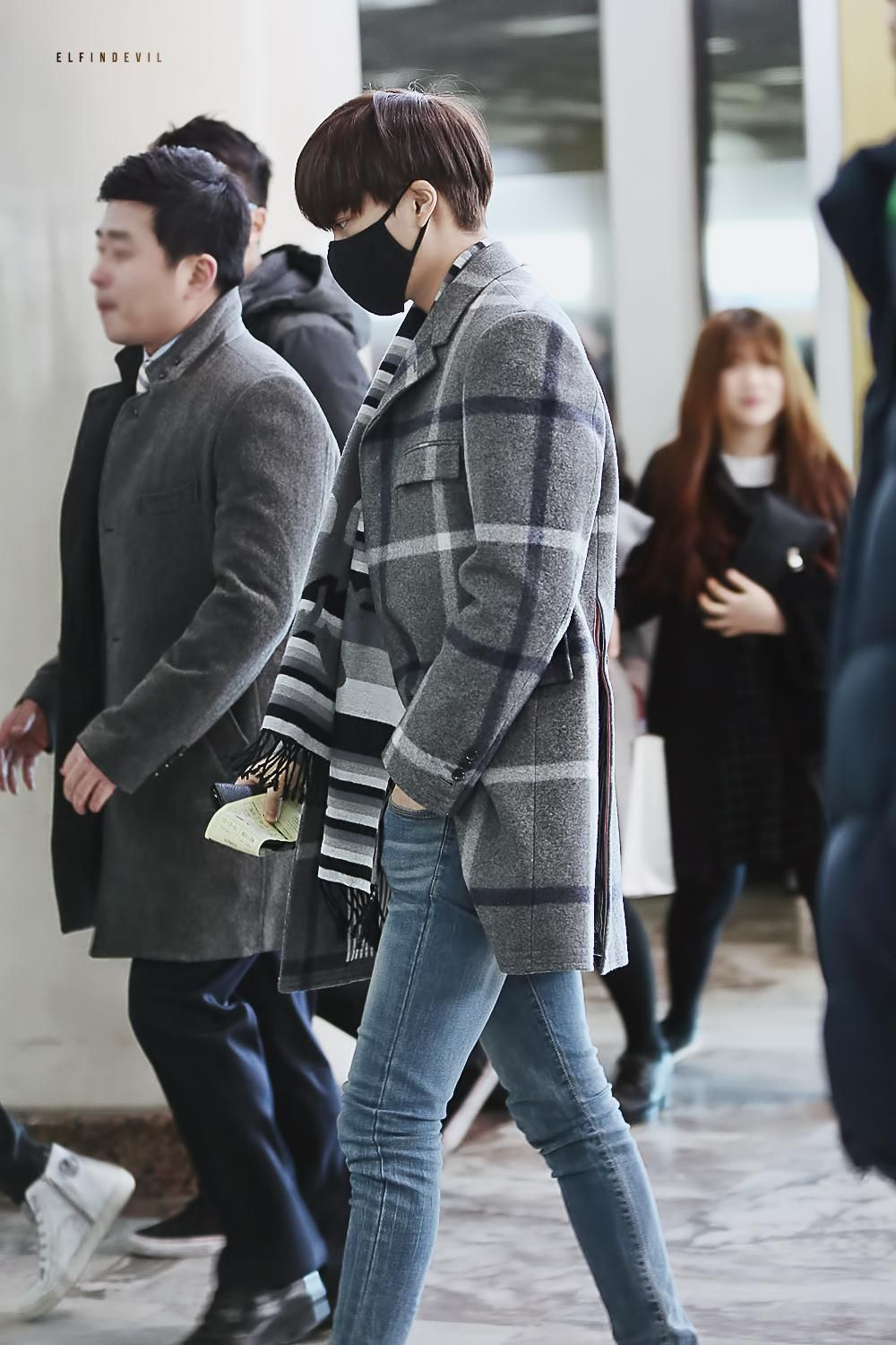 150131 Kai at Gimpo Airport ©elfindevil …