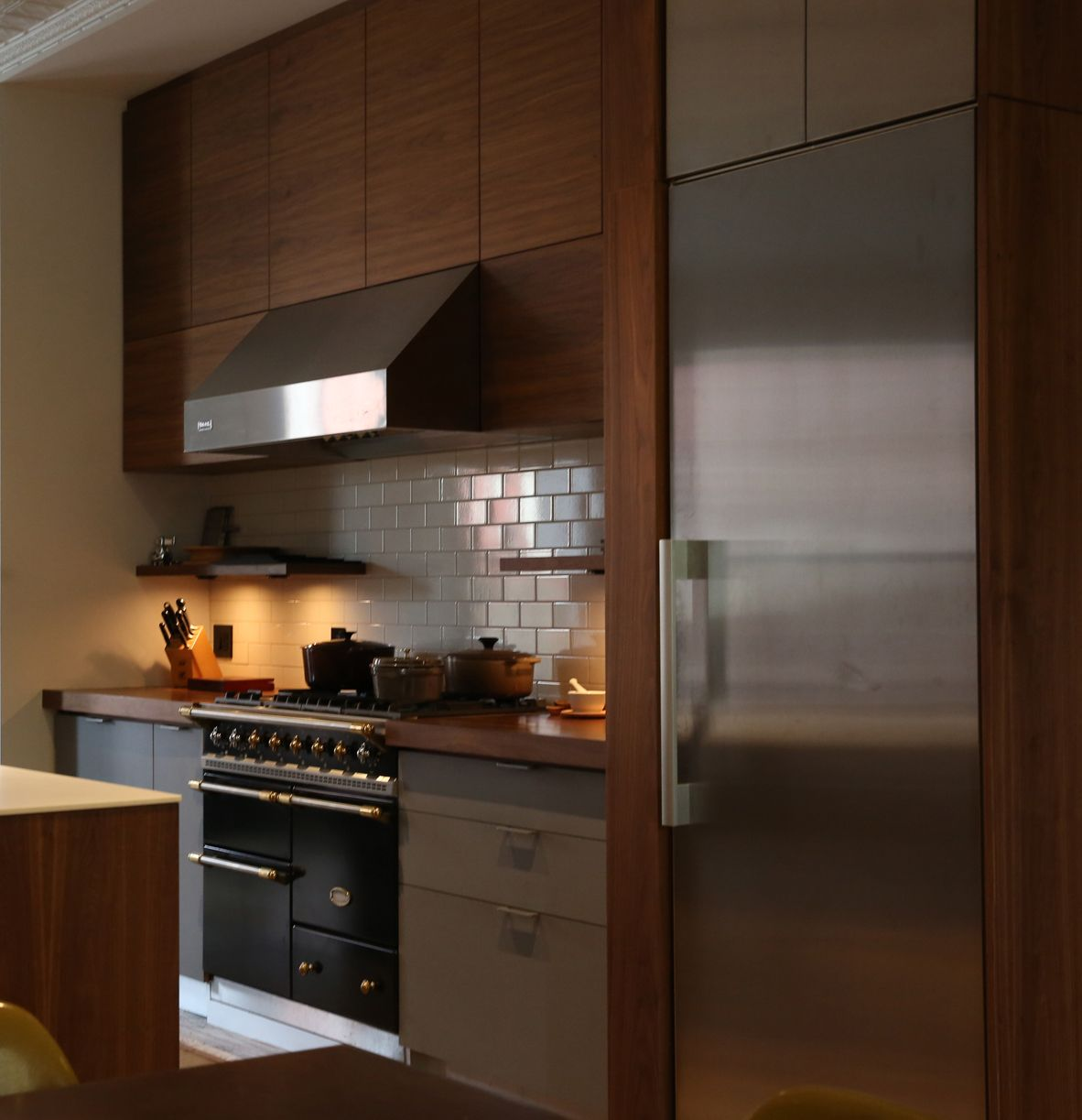 Location: Brooklyn, NY | Kitchen, Kitchen cabinets, Home decor