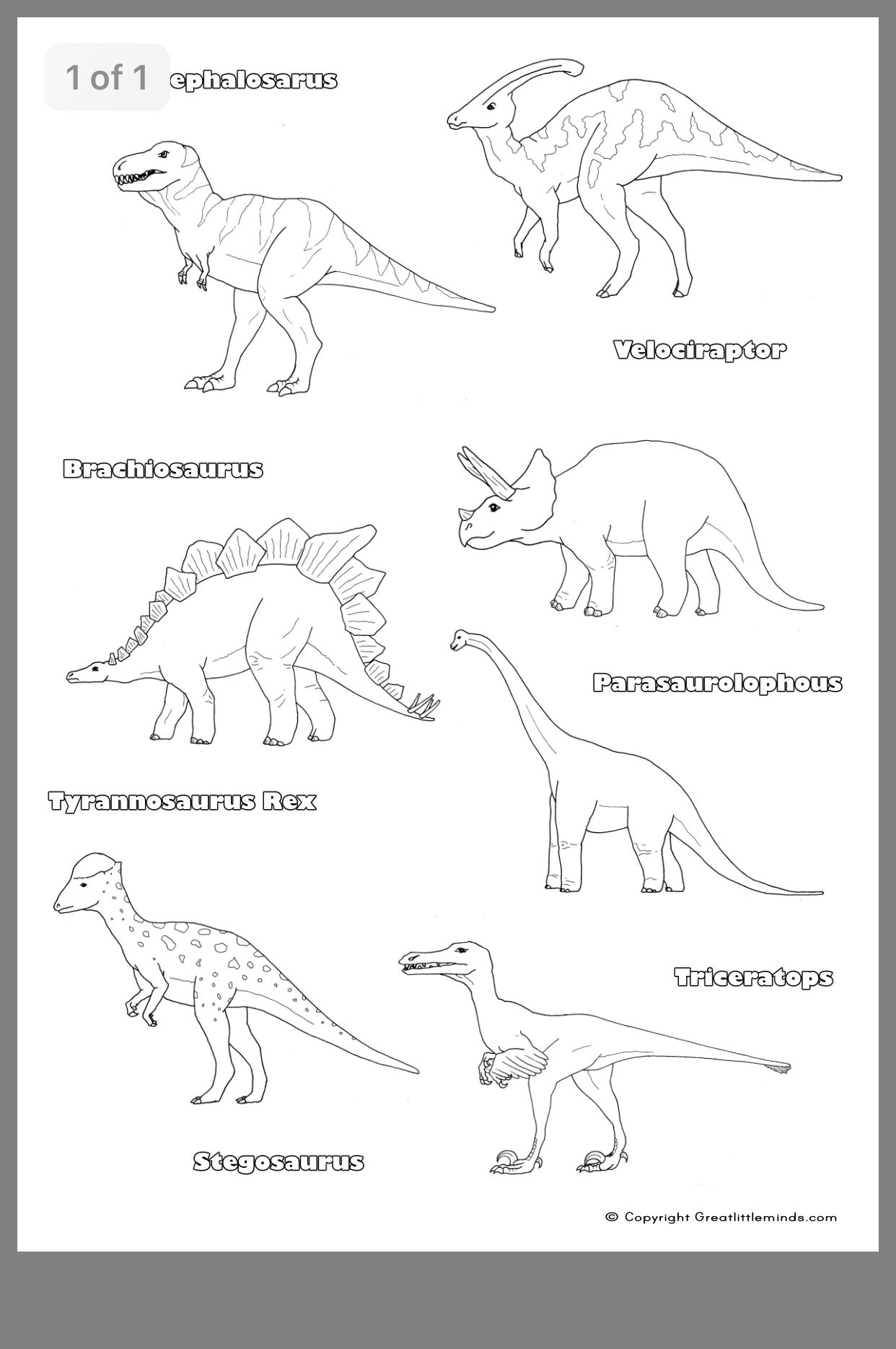 Idea By Rob Frey On Dinosaurs