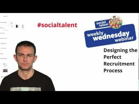 This webinar recording from @Jonathan Campbell at SocialTalent shows you how to shorten the screening process so you have more face time with your most qualified candidates.