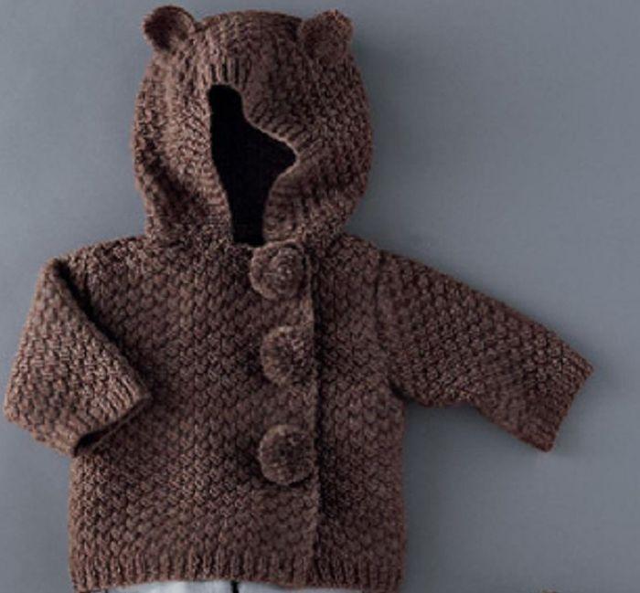 мамиными руками красивые вязаные вещи для малышей вязаниеспицами