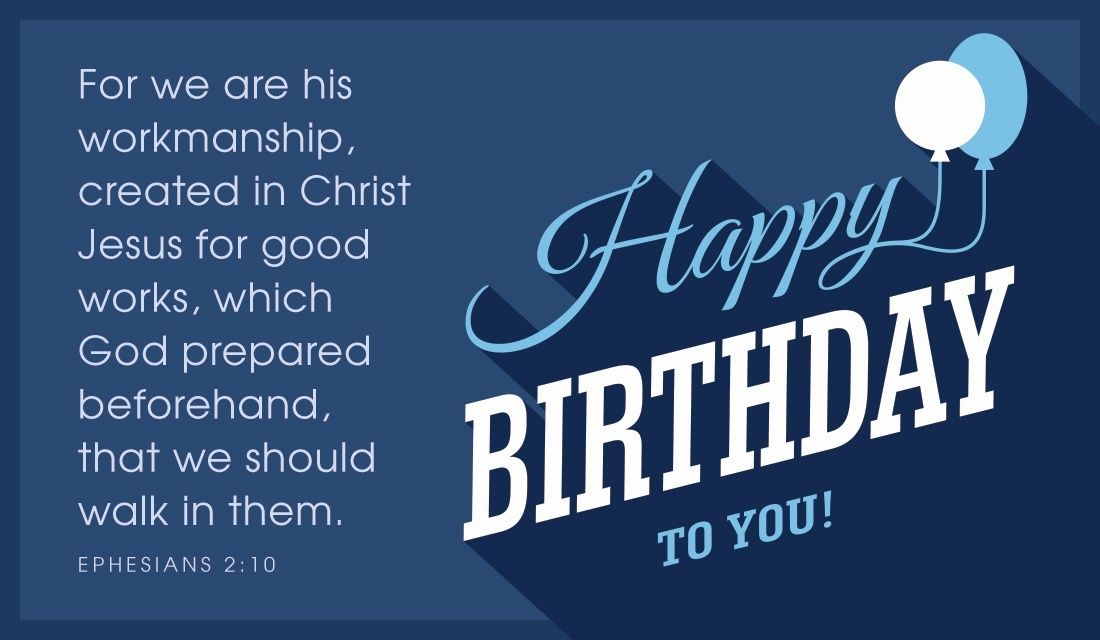Ephesians 624 – How to Send an Email Birthday Card