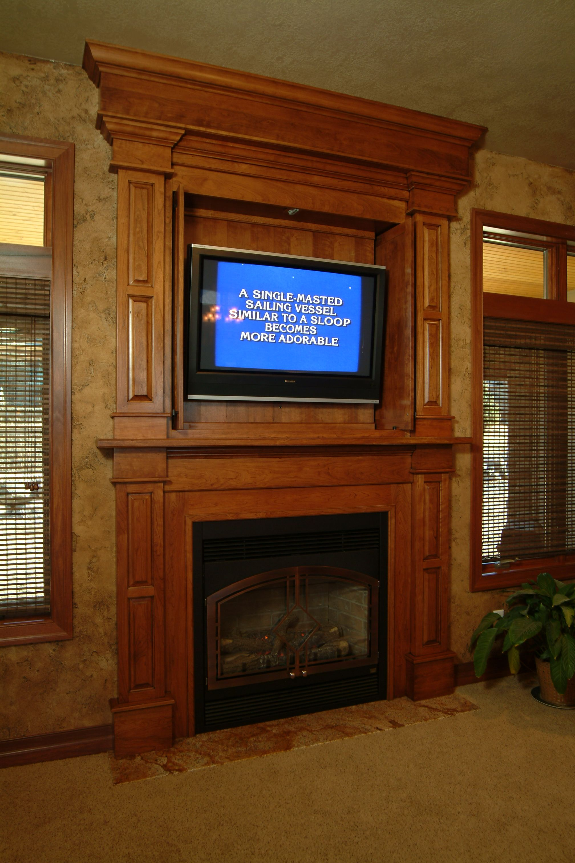 Pin On Prairie Heritage Fireplace Surrounds Mantels
