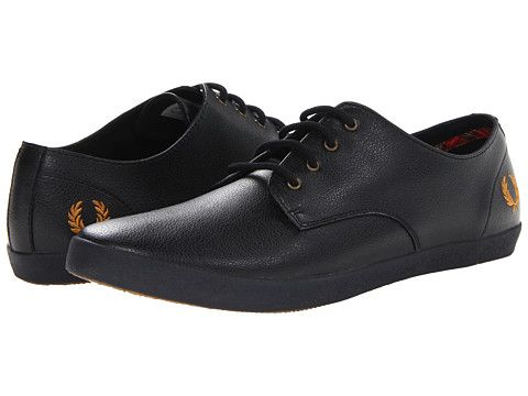 Fred Perry Foxx Leather White/Carbon Blue. I have no issue wearing a men's shoe style.