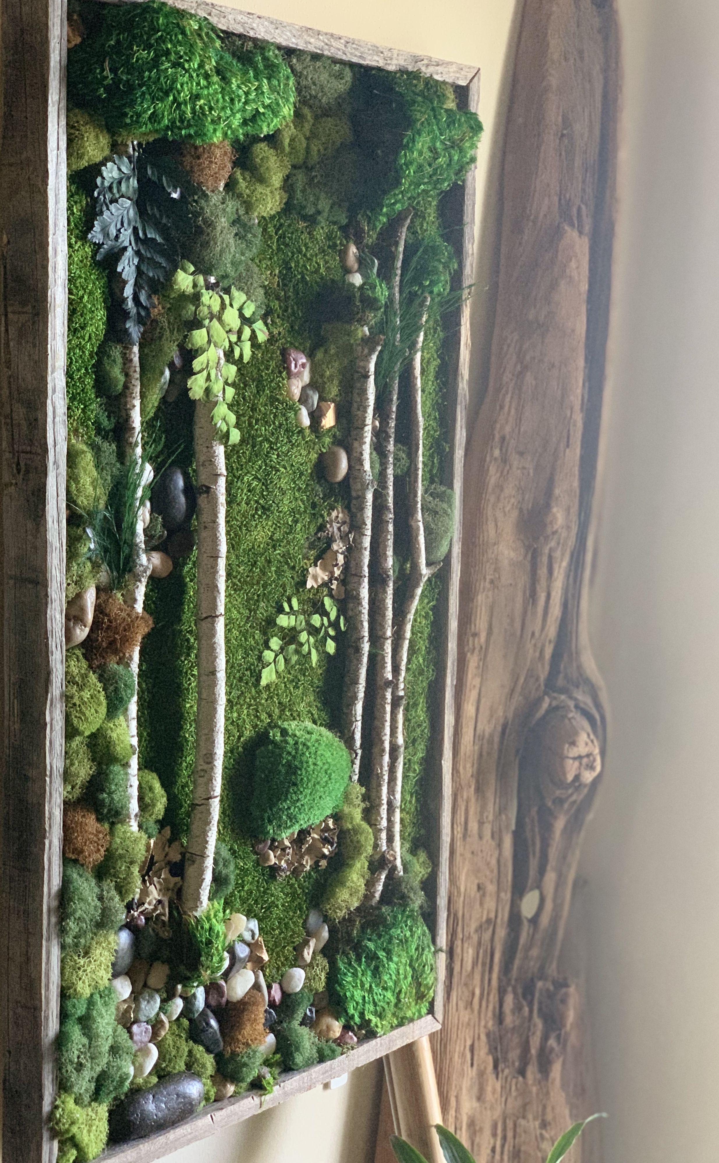 Pin By Whitehaus Living On Whitehaus Living Moss Wall Art Moss Art Moss Wall
