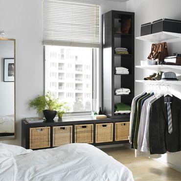 Dressing Ikea Le Top Des Armoires Et Astuces Pour Organiser Son Rangement Meuble Amenagement Petit Espace Dressing Ikea