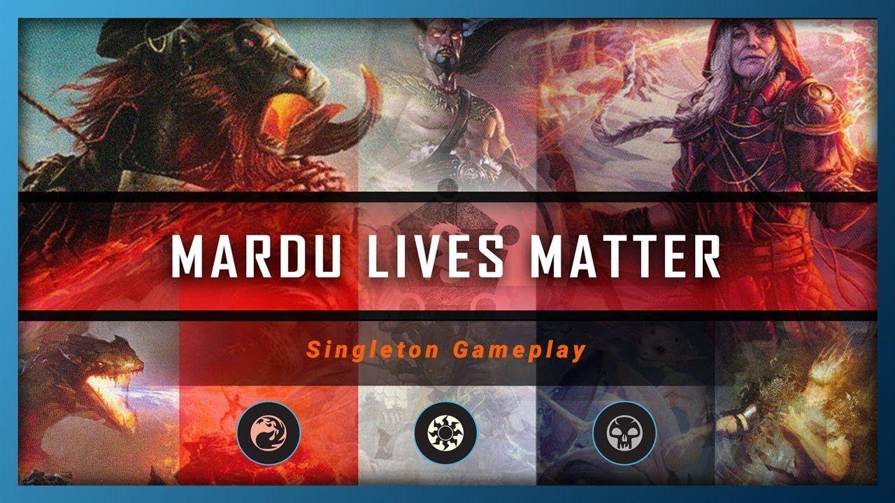 Episode 42 | Mardu Lives Matter | MTG Agency | MTG Arena Singleton
