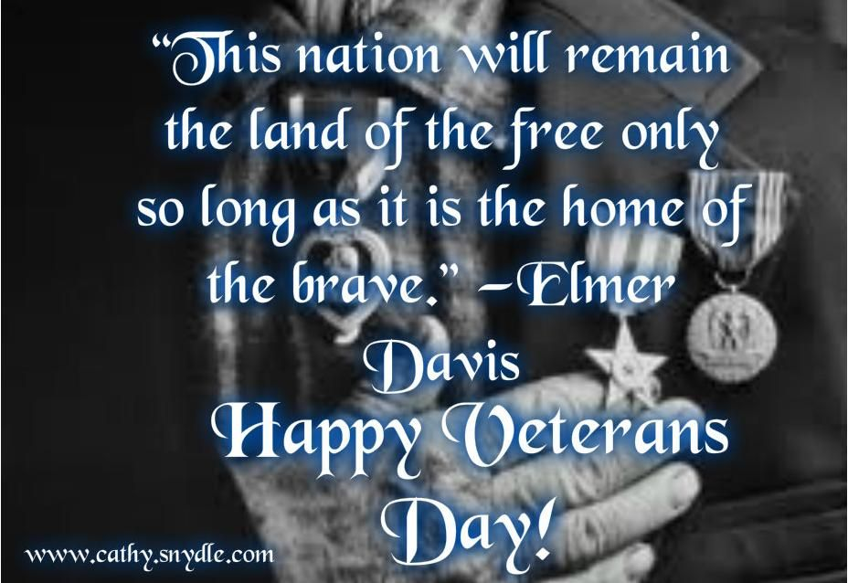 The Veterans Day Quotes team provide you worlds best collection of ...
