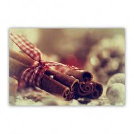Cinnamon Sticks Wood Print 29 96 Zimtstangen Essen