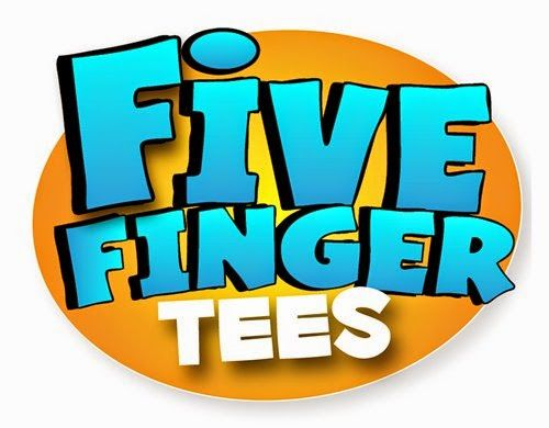 Missi Rose's Views: Getting dressed for @Comicpalooza with @FiveFingerTees! #Giveaway