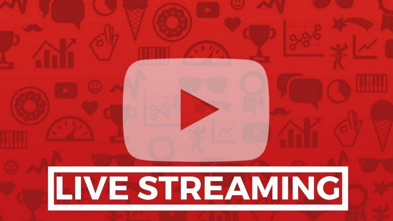 Cara Live Streaming Di Youtube Dengan Obs Studio Youtube