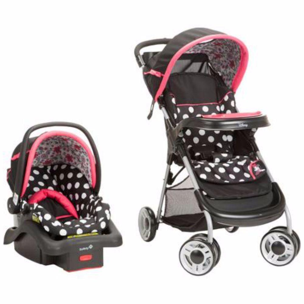 baby stroller car seat travel pram buggies minnie mouse